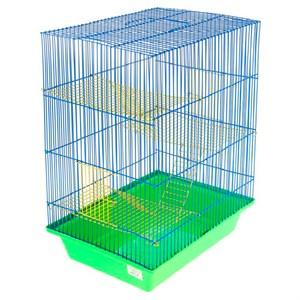 Клетка ГРИЗЛИ-4ж для грызунов (металл)
