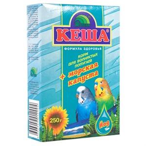 Корм КЕША для попугаев 250г (морская капуста)
