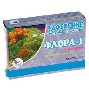 ФЛОРА- 1 УДОБРЕНИЕ СОСТАВ-2