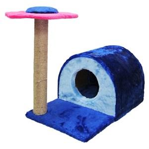 Игровой комплекс для кошек Мышка (мех)