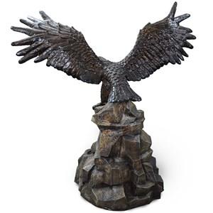 Садовый фонтан орел U07667