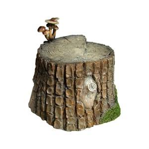 Фигура Пенек с грибами