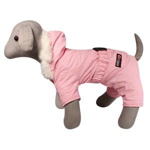 Комбинезон для собак с мехом