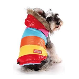 Куртка для собак РАДУГА утепленная