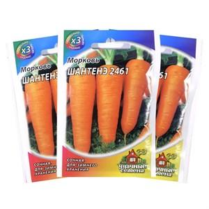 Морковь Шантанэ 2461 2г ХИТ