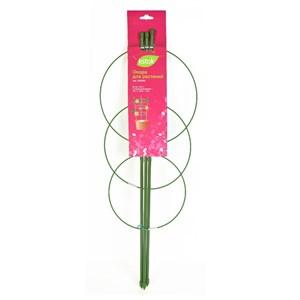 Поддержка для цветов Листок круглая 54см