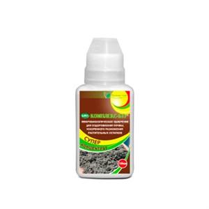 Биокомплекс-БТУ для оздоровления почвы