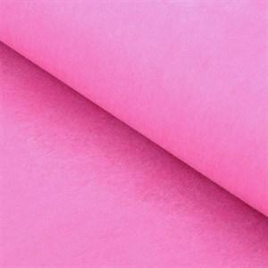 Фетр 50см х 20м Китай розовый