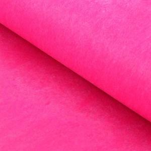 Фетр 50см х 20м Китай ярко-розовый