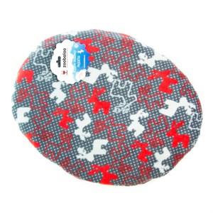Лежак коврик S овальный с оленями 45*35см