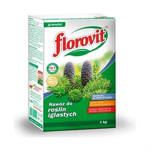 Удобрение Флоровит для хвойных 3кг осень гранулированное