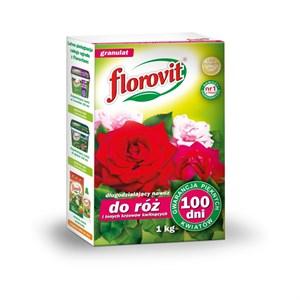 Удобрение Флоровит для роз 1кг гранулированное