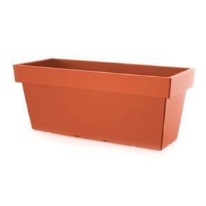 Ящик балконный Lofly Case 37.8*16.4 см 8 л терракот