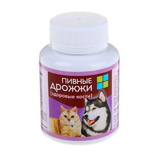 Витамины Вака Пивные дрожжи 80т кальций