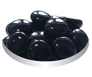 Грунт стеклянный№129 170г плоский черный