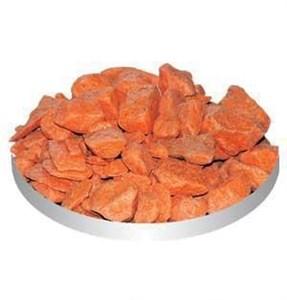 Грунт ТРИТОН натуральный 800г оранжевый крупный