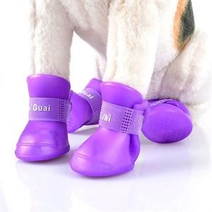 Сапоги для собак осенние M