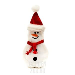 Украшение на бутылку Снеговик
