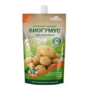 Удобрение Биогумус Флоризел для картофеля, 500 мл