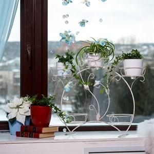 Подставка на 5 цветов