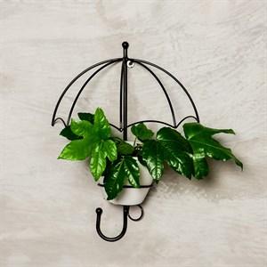 Подставка 15-811 настенная Зонт на 1 цветок