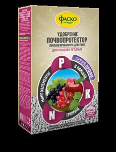 Удобрение Почвопротектор для плодово-ягодных 1кг минеральное (5)