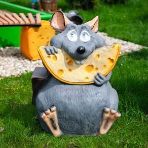Фигура Мышонок с сыром