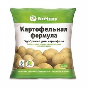 Удобрение БиоМастер Картофельная формула 100г