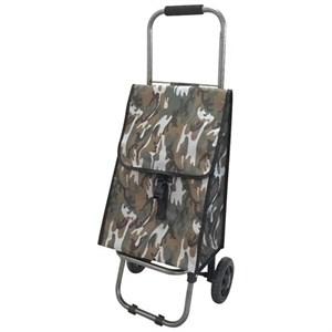 Тележка с сумкой Хаки