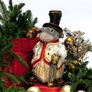 Фигура Крыс в цилиндре - фото 54625