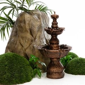 Фонтан Каскад садовый FS08504 - фото 54766
