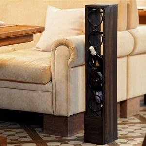 Подставка винная деревянная 59-105