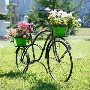 Подставка велосипед садовая 53-603