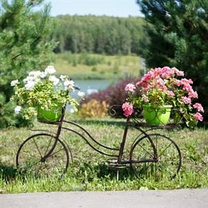 Подставка велосипед садовая 53-650R