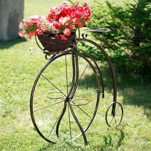 Подставка велосипед садовая 53-656R