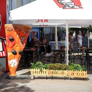 Фигура Пицца большая