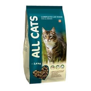 Корм Олл Кэт для кошек 2,4кг