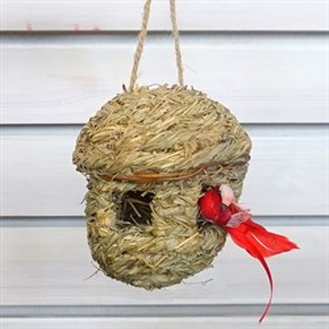 Гнездо для птиц 15*16*19см 5WB427