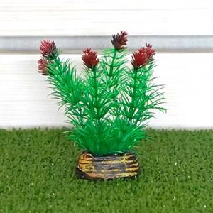Растение ТРИТОН пластмас. 13см 1338