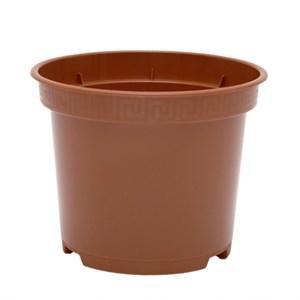 Горшок Классик С 15 коричневый