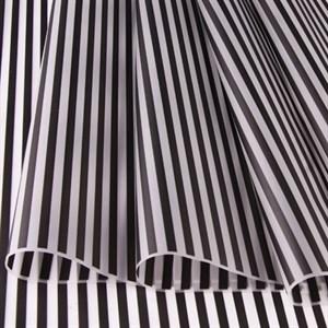 Пленка матовая 700 Полоса вертикаль черный