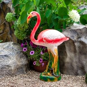 Фигура Фламинго большой