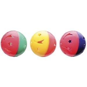 Игрушка Мячик космический со звоном 3,75см