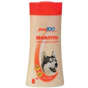 Шампунь ДОКТОР ЗОО для собак антипаразитарный 250мл