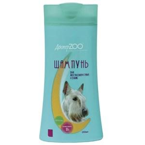 Шампунь ДОКТОР ЗОО для собак жесткошерстных 250мл