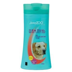 Шампунь ДОКТОР ЗОО для собак короткошерстных 250мл