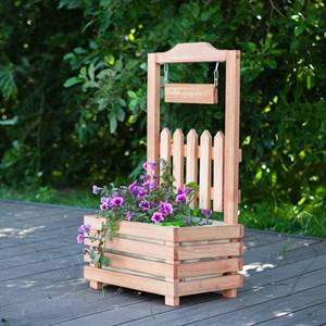 Подставка садовая деревянная 59-174