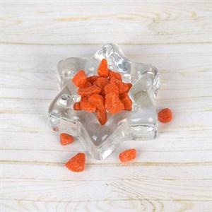 Грунт ТРИТОН блестящий 800г оранжевый крупный