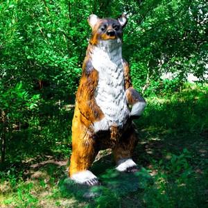 Фигура Медведь большой - фото 62749