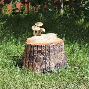 Фигура Пенек с грибами F02009